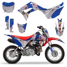 2019 2020 Crf 110 F Motocross Graphics Kit Crf110 Stickers Decals Archives Midweek Com