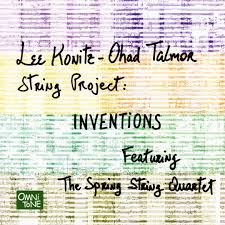 Best Buy: Lee Konitz Ohad Talmor String Project: Inventions [CD]