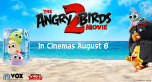 Angry Birds World - Angry Birds Movie 2