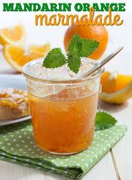 how to make mandarin orange marmalade