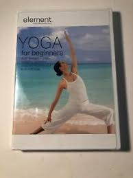yoga for beginners dvd 2007 element the