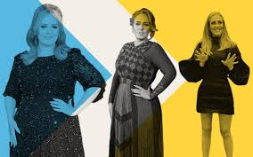 Adele's transformation: how the singer slimmed down and changed-up ...