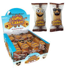 Bánh Cutie Cakes Nhân Socola (45g) - HCM Mart - Hoa Tươi - Trái Cây - Bánh  Kẹo Nhập Khẩu