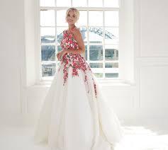inspired short tea length wedding dresses