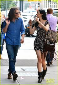 Krysten Ritter Holds Hands with New Mystery Boyfriend! . . . It's Adam!    Krysten ritter, Style, New boyfriend