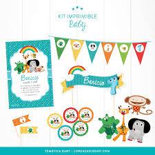 Kit Imprimible Baby Comprar En Lorenza Diseno