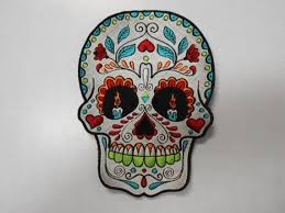 ed hardy patches sugar skull patches