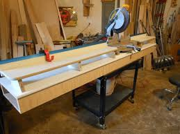 Motor Club Of America Online Less Than Ultimate Miter Saw Station