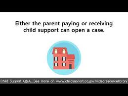 ca child support services