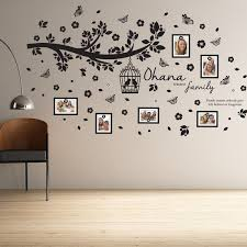 Photo Family Tree Wall Decal Wayfair