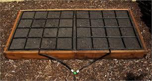 garden grid drip irrigation system
