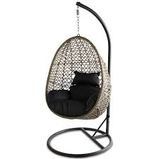 the aldi hanging egg chair is finally