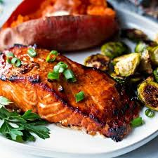 best grilled salmon in foil