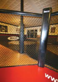 Cage Fence Top Rail Padding