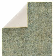 handmade solid blue green area rug