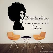 African American Woman Wall Decal Decor Art Cheap Design Proverb Mermaid For Tree Ballerina Vamosrayos
