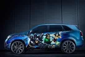 2013 Kia Sorento Justice League By West Coast Customs Top Speed