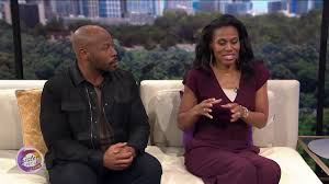 Sister Circle | Anthony Evans & Priscilla Shirer Talks Movies, Music and  More | TVONE - YouTube