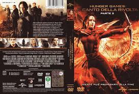 Hunger Games Il Canto Della Rivolta Parte 2 2015 R2 DVD Cover ...