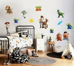 Toy Story Set Wall Sticker Decal Bedroom Decor Art Mural Woody Buzz Jessie Wc356 Ebay