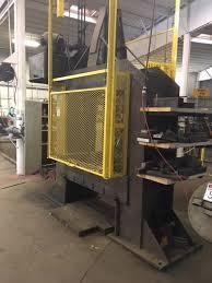 homemade 100 ton hydraulic press 3