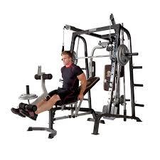 The Best Quality Brand Smith Machine Home Gym MD-9010G | Marcy Pro