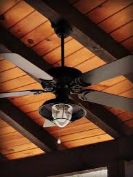 dan s ceiling fans a rich and rustic