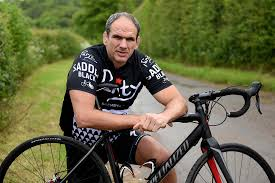 Solihull's Martin Johnson takes enjoys training ride ahead of Vélo ...