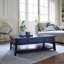 coffee table in painted javan wood