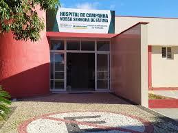 Mão Santa, inaugura Hospital de Campanha para casos Covid-19 em ...