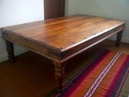 corricraft raju coffee table for