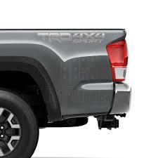 Trd 4x4 Sport Vinyl Decal Set For Toyota Tacoma Tundra 2016 2020 3rd G Us Rallystripes