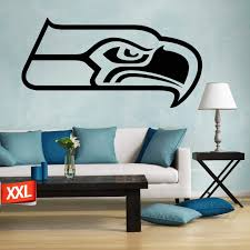 Amazon Com Pillowfigtart Seahawks Decal Seahawks Sticker Seattle Seahawks Decal Seattle Seahawks Logo Decal Nfl Logo Decal Seattle Seahawks Seahawks Large Decal Pf18 5 X 10 Home Kitchen