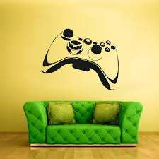Wall Decal Vinyl Decal Sticker Decals Game Xbox 360 Ps3 Game Ps2 Contr Stickersforlife