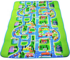 play mat baby learning decor rug