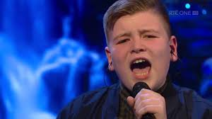 Aaron Ryan - And I Am Telling You, I'm Not Going | The Late Late Toy Show |  RTÉ One - YouTube