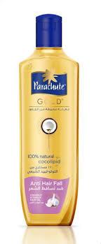 parachute gold anti hair fall coconut
