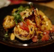 Hibachi shrimp |