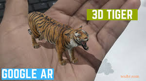 How to See Google 3D AR Animals ...