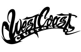Car Audio Logos West Coast Customs Vinyl Sticker