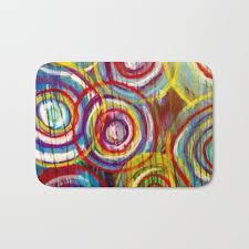 target bath mat by stephenbaibosart