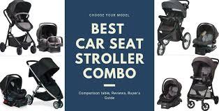 best car seat stroller combo in 2020