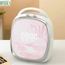 cosmetic storage box nordic led mirror