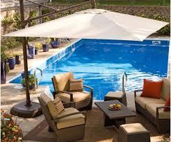 outdoor patio pool furniture backyard