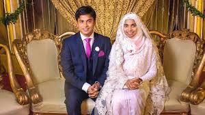 this muslim bride didn t wear makeup to