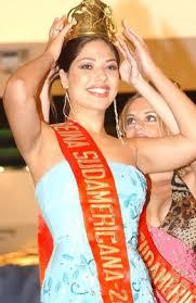 Resultado de imagem para maria cecilia valarini miss reina  hispanoamericana 2003