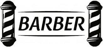 8x5 Fun Barber Shop Shaver Vinyl Window Sticker Wall Art Decal Barbers Hair Cut Eur 4 48 Picclick Ie