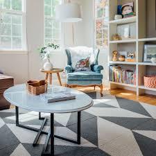 interior design trend modern area rugs