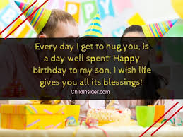 birthday wishes for grown up son