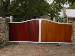 Metal Wood Driveway Gate Privacy Driveway Gate Privacy Fence With Gate